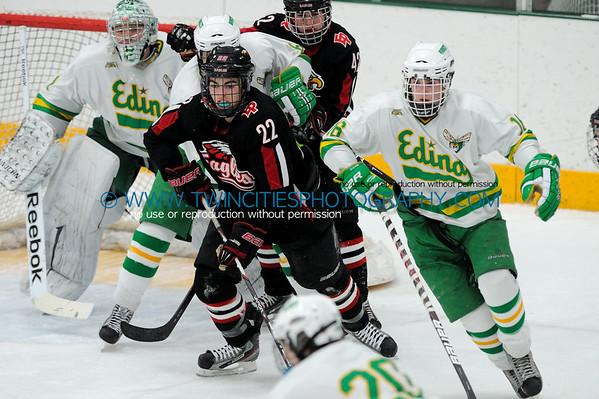 2012 Edina vs Eden Prairie Varsity