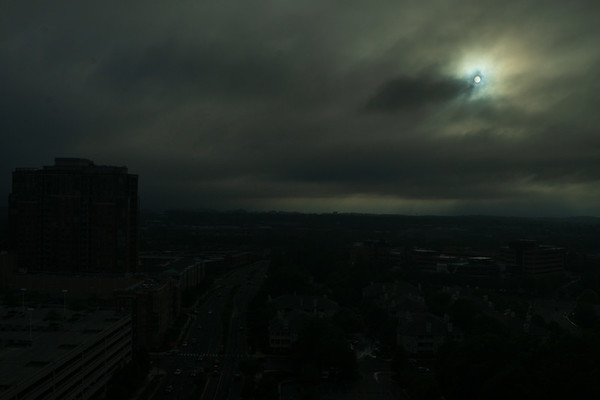Briefly the Sun Appears  5-19-18