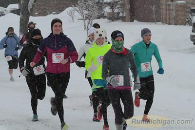 Featured Landscape - 2014 Riverview Winterfest 4 Mile Run