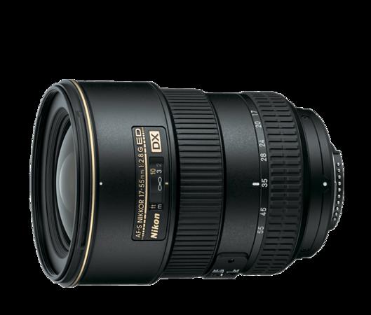Nikon 17-55 f2.8