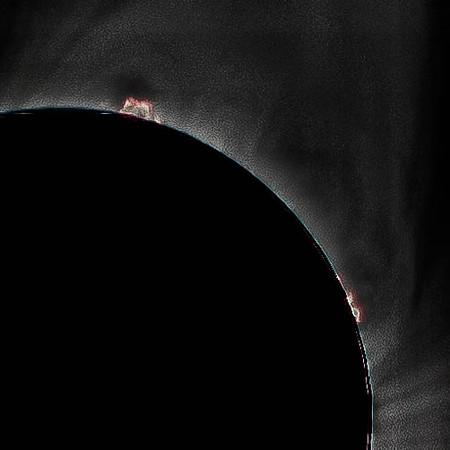 2017-08-21 Total Solar Eclipse