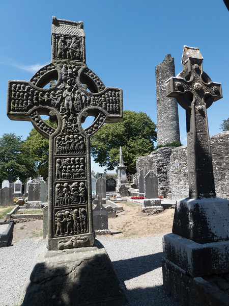 Monasterboice. County Louth.