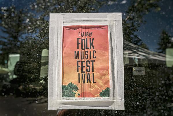 Calgary Folk Festival Thursday 2016
