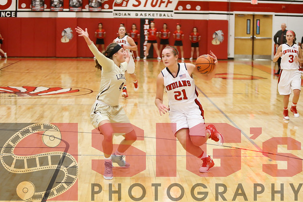 12-07-16 BHS Girls Varsity vs Lincoln