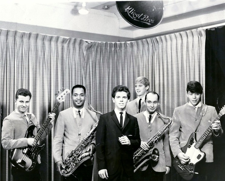 Terry Cook and The Majestics