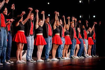 US Choir, Show Choir, Dance Spring Concert