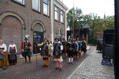 Centrum 2017 Groningen Ontzet Vestingsstad
