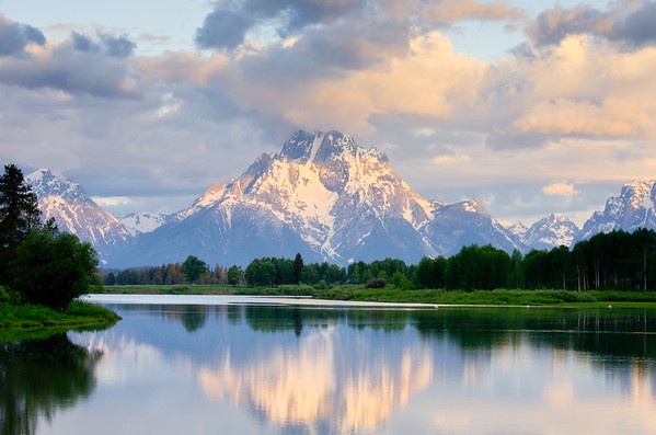 Wyoming - Grand Tetons
