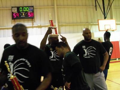 Unity Basketball Team