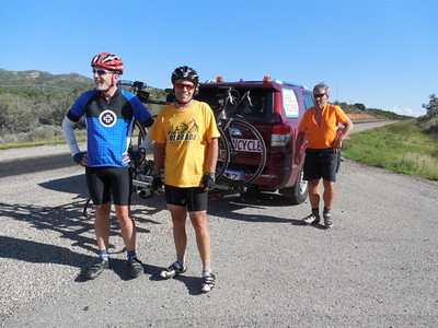 Hoodoo Racers On Road Day 2