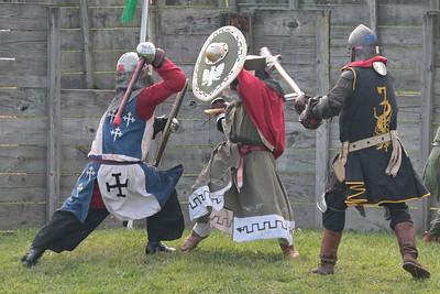 Monday - The William Marshal Tourney