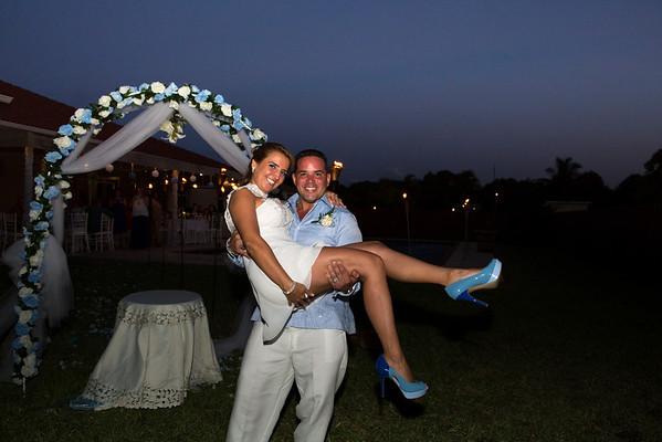 Tony & Carolina T. Wedding
