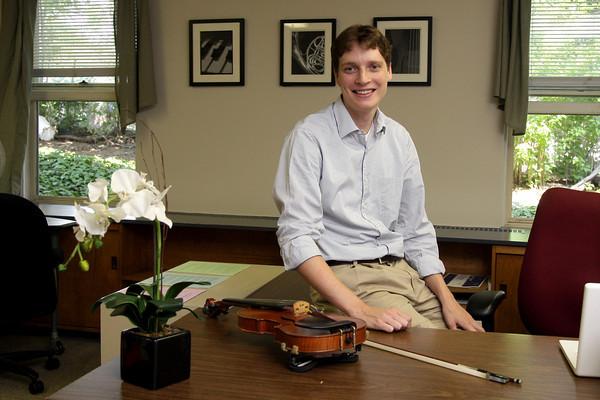 Andrew Hoy, Ambler Music Academy
