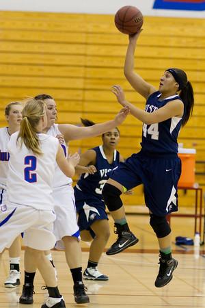 11-30-2010 Vista vs Folsom Girls Basketball   WIN