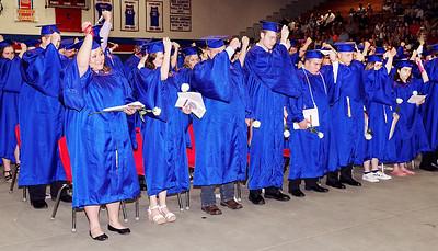 6/5/16 Elwood HS graduation