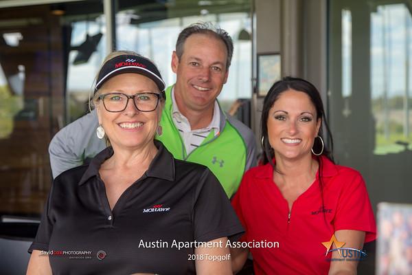 AAA Top Golf (March 2018)