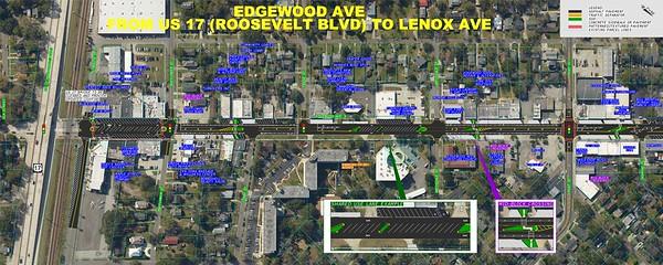 Edgewood Avenue Lane Repurposing