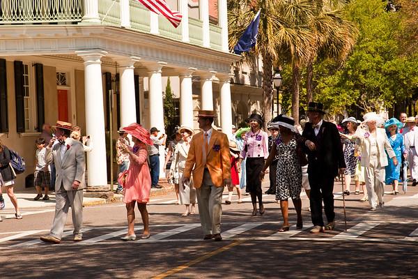 Hat Ladies Of Charleston 2009