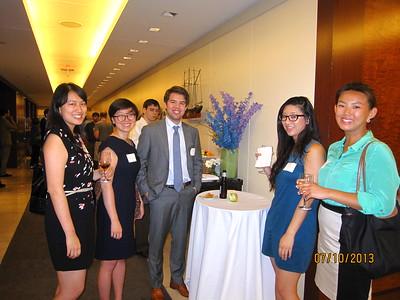 YLSA of New York City Reception with Professor Cristina Rodriguez '00