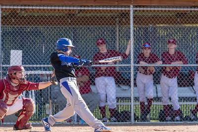 JV Baseball vs Bishop Watterson