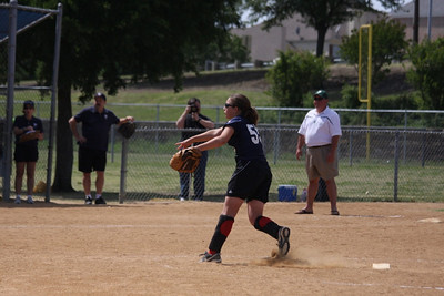 STA DPL Softball 8th Grade (5/11/208)