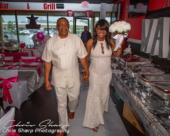 Ralph & Debra's Wedding Reception