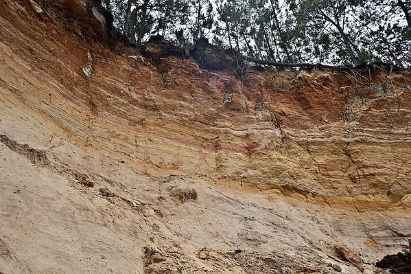 Carrière de sable de Fyé (72)