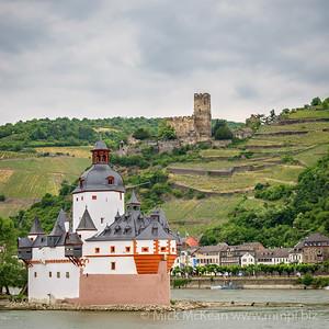 Cruise Day 12, Rudesheim and Rhine Valley, Germany