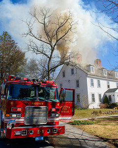 Andover, MA 2nd Alarm - 14 Sunset Rock Rd - 3/22/21