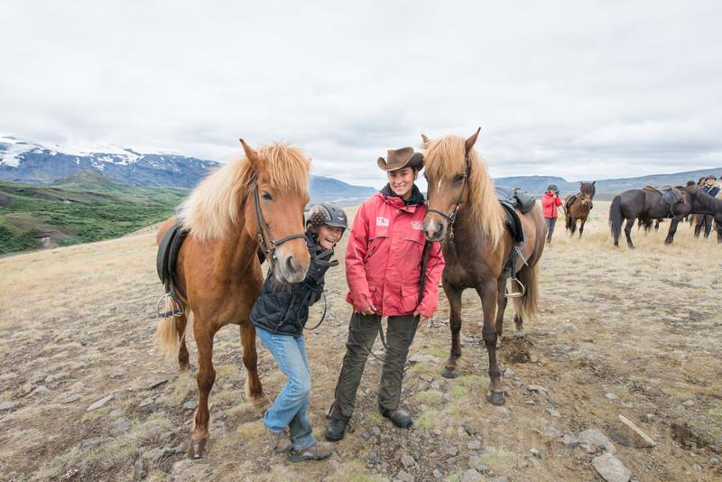 Iceland | Horseback and Camper Van | 2014