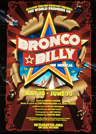 BRONCO BILLY  -  The Musical