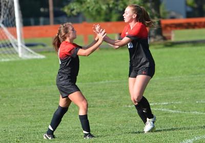 Varsity Girls Soccer: GA vs Archbishop Wood