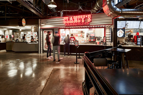 Clancy's Hamburgers The Garage - Web Sized