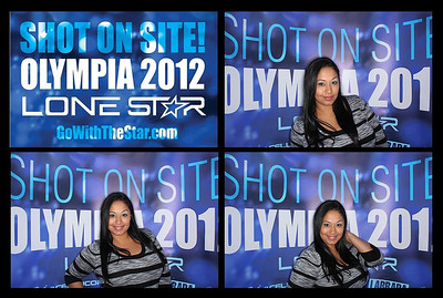 Day 2 Lone Star Distribution @ Mr. Olympia 2012, September 29, 2012