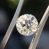 2.15ct Old European Cut Diamond, GIA K SI1 1