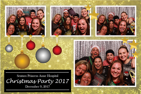 SPAH Surgical Group Christmas Party 2017