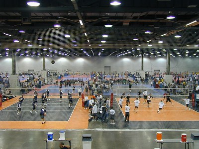 US Club Volleyball Nationals 2003 April, Columbus, OH