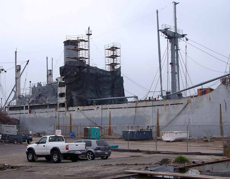 The Red Oak Victory