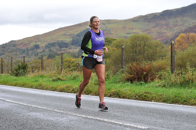 Snowdonia Marathon - Mile 14 Between 12.45-13.04
