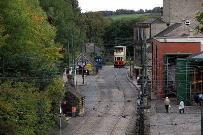 National Tramway Museum, Crich - 19 September 2011