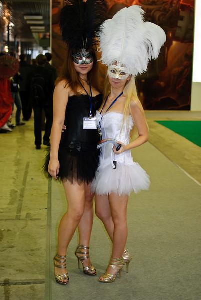 Girls of Igromir 2010