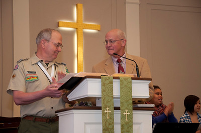 20120212 Scout Sunday