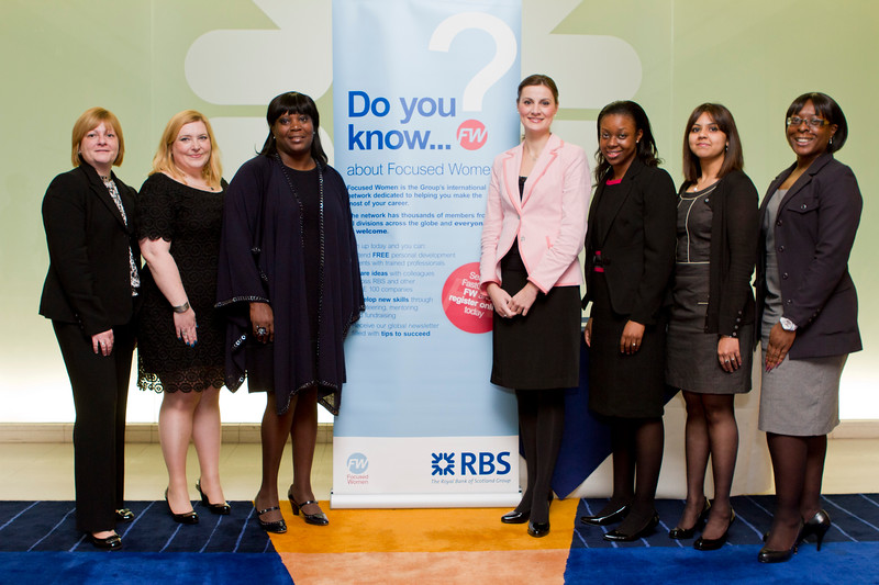 RBS, Focused Women's Network, Day 2