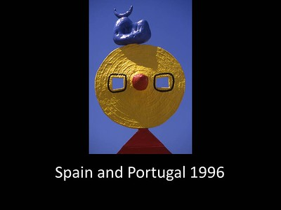 1996 Spain and Portugal