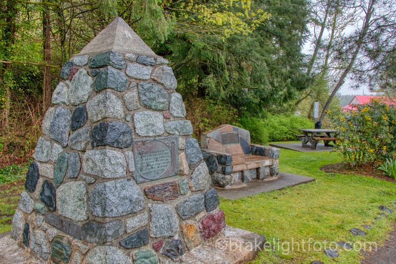 Robert Service Memorial Park