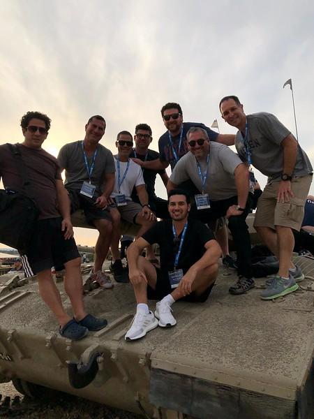 2018 men's trip