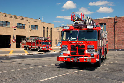 New Jersey Fire Departments