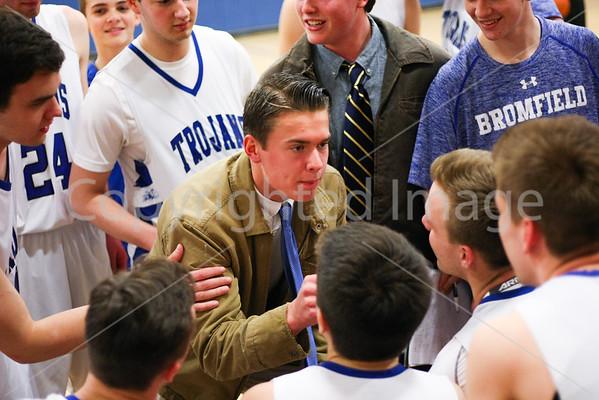 Boys Varsity Basketball vs. The Old Guys