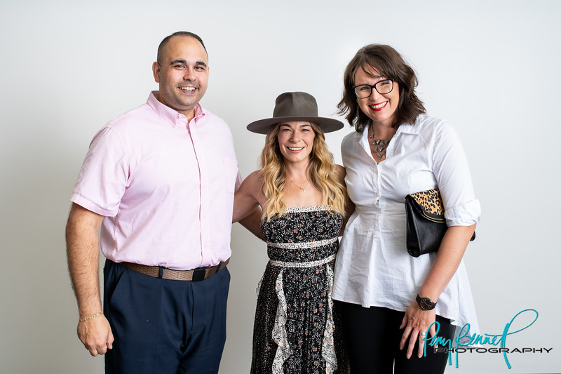 WVSO LeAnn Rimes Meet & Greet & VIP Tables