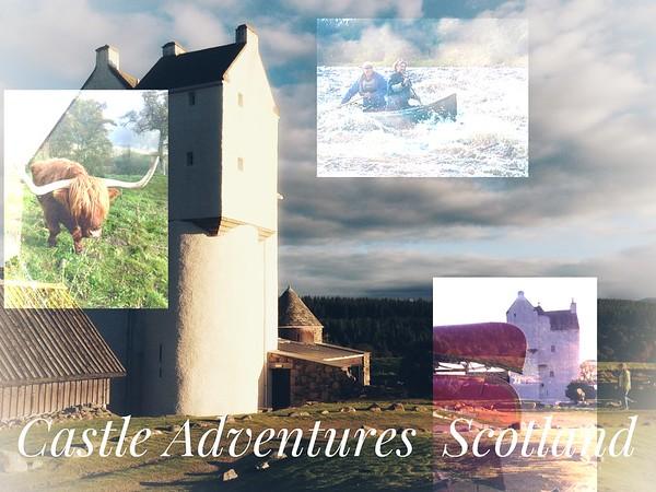 Castle adventures scotland